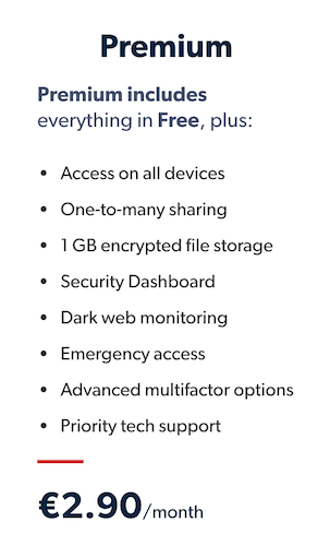 LastPass support: priority tech support